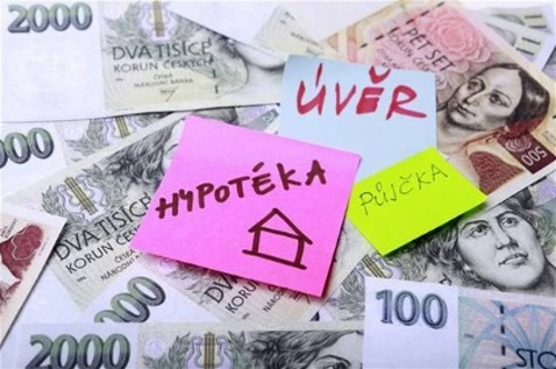 Odklad splátek, hypoték a úvěrů