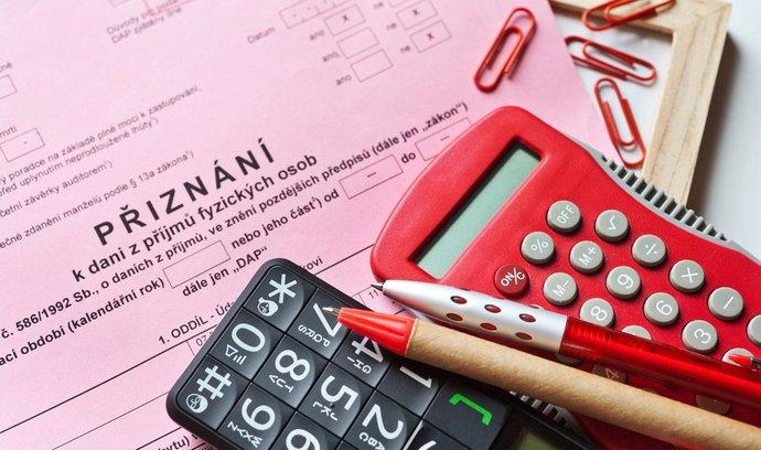 Termín pro podání daňového přiznání